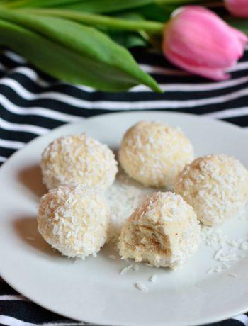twarogowe trufle kokosowe